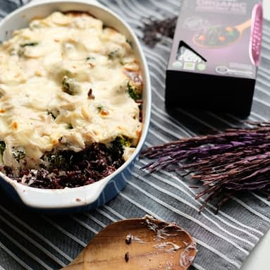 Jasberry Broccoli Casserole